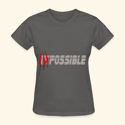 impossible - Women's T-Shirt