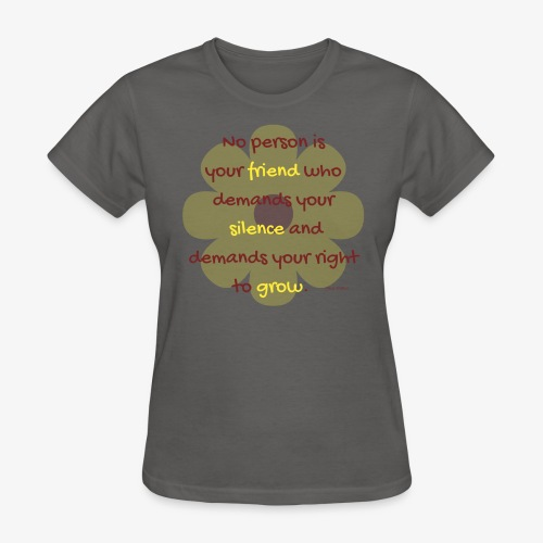 Alice Walker - Magically Real Series - Women's T-Shirt