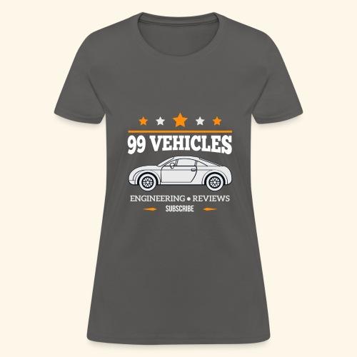 99Vehicles Tailor - Women's T-Shirt