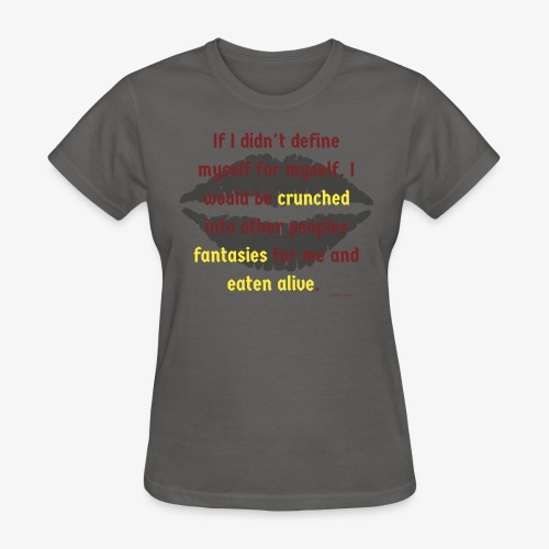Audre Lorde - Magically Real Series - Women's T-Shirt