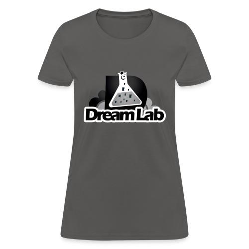 DreamLab Black/Gray - Women's T-Shirt