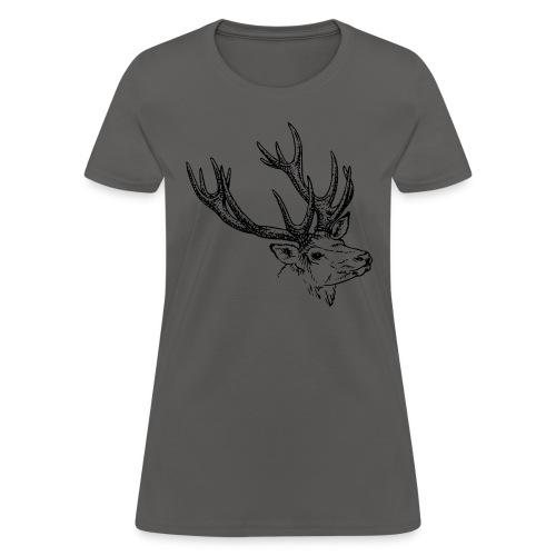 Reindeer - Women's T-Shirt