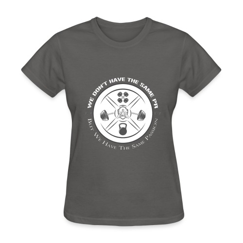 The same Passion blanc - Women's T-Shirt