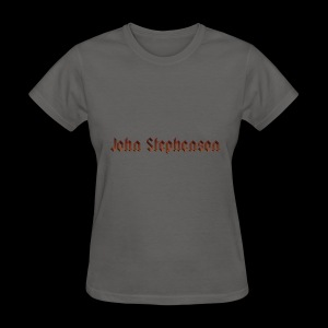 John Stephenson - Women's T-Shirt