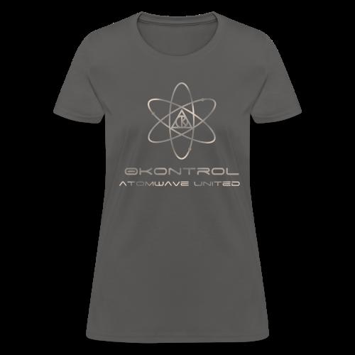Atomwave United - Women's T-Shirt