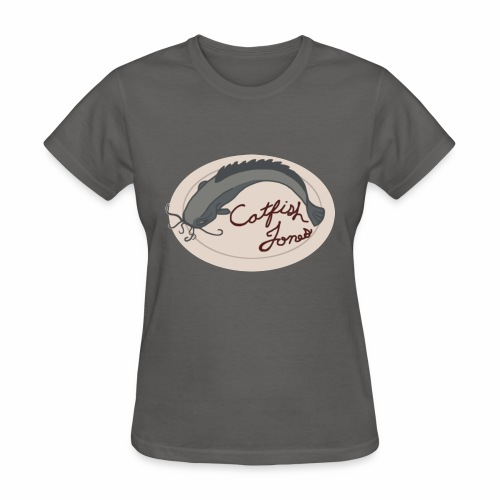 Fish Painting - Women's T-Shirt