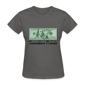 Vacation Points - Women's T-Shirt