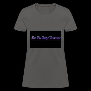DARK ITSYABOYTREVOR - Women's T-Shirt