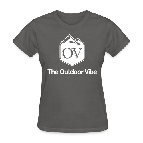 The Original by The Outdoor Vibe - Women's T-Shirt