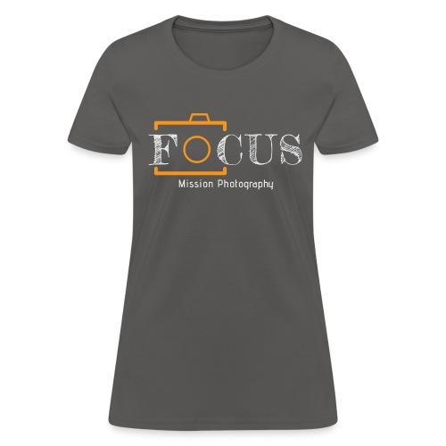12x7 Focus Grey - Women's T-Shirt