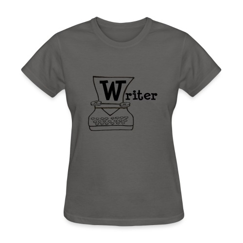Writer Logo Black - Women's T-Shirt