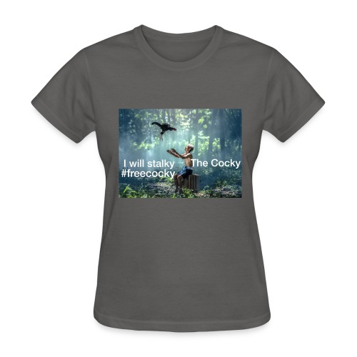 Stalky The Cocky Clothing - Women's T-Shirt