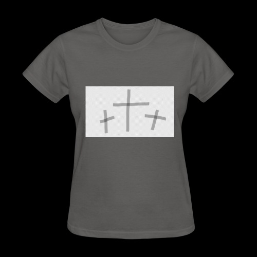 THREE CROSSES - Women's T-Shirt