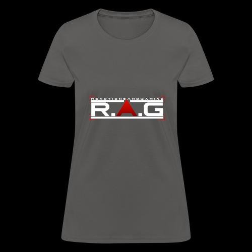 ReactionsAndGaming - R.A.G - Women's T-Shirt