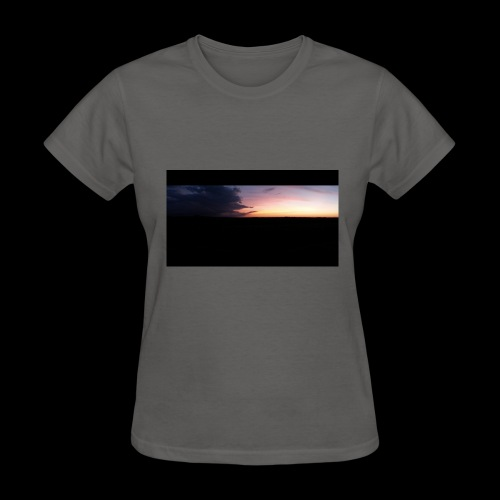 Storm and Dusk - Women's T-Shirt