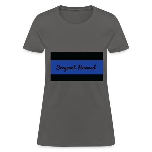 Sergeant Howard Mens T Shirt - Women's T-Shirt