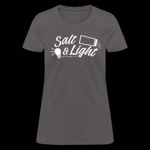 Salt & Light - Women's T-Shirt