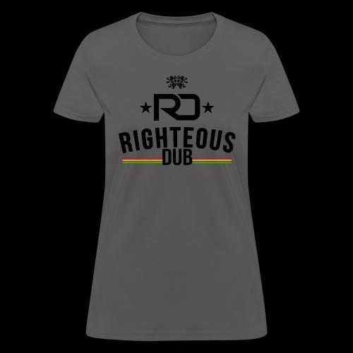 Righteous Dub Logo - Women's T-Shirt