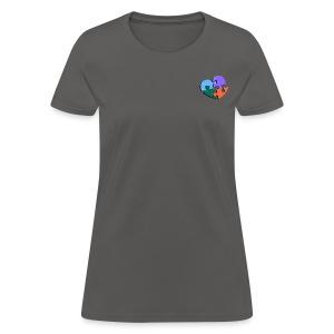 puzzle pieces - Women's T-Shirt