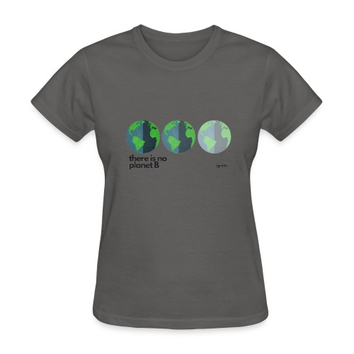 There Is No Planet B - Women's T-Shirt