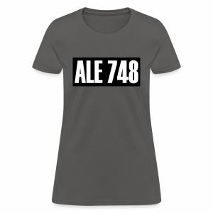 ALE 748 lit Merch - Women's T-Shirt