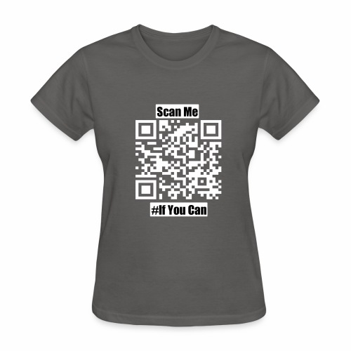 Scan Me - Women's T-Shirt