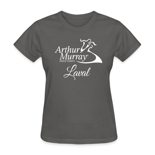 AML Logo2018 White - Women's T-Shirt