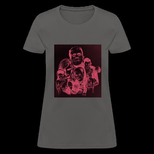 Classic Monsters - Women's T-Shirt