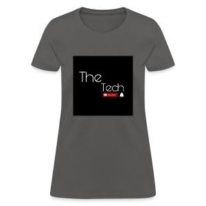 The Tech t-shirts - Women's T-Shirt