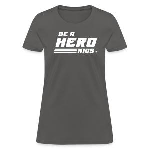 BHK secondary white TM - Women's T-Shirt