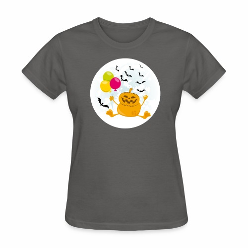 Scary & Funny Halloween Tee - For kids and adults - Women's T-Shirt