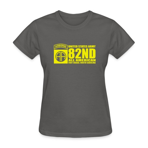 airborne 82nd - Women's T-Shirt