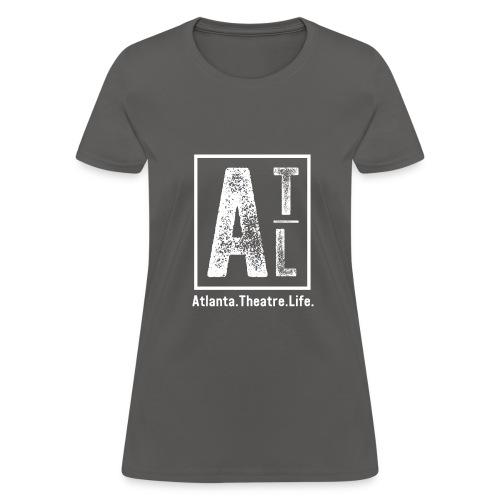 White Logo - Women's T-Shirt