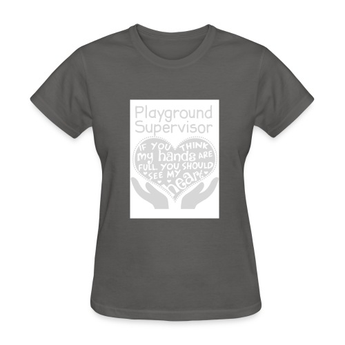 play ground - Women's T-Shirt