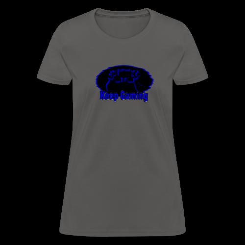 keep gaming 1 - Women's T-Shirt
