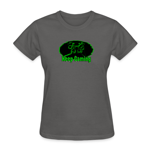 keep gaming 2 - Women's T-Shirt