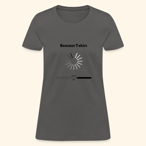 summer T-shirt - Women's T-Shirt