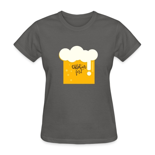 Oktober Fest Beer - Women's T-Shirt