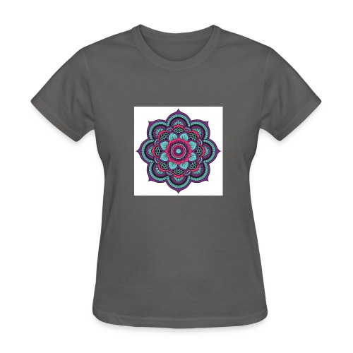 Mandala Magic - Women's T-Shirt
