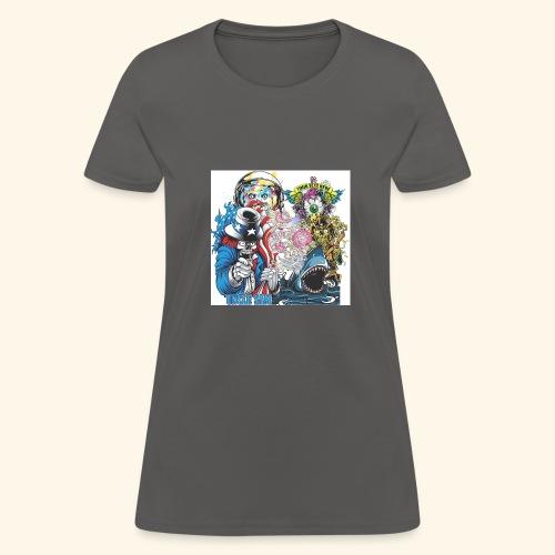 U.S empire - Women's T-Shirt