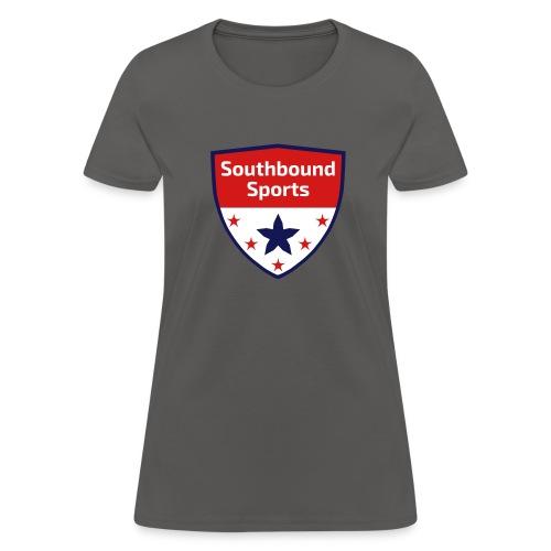 Southbound Sports Crest Logo - Women's T-Shirt