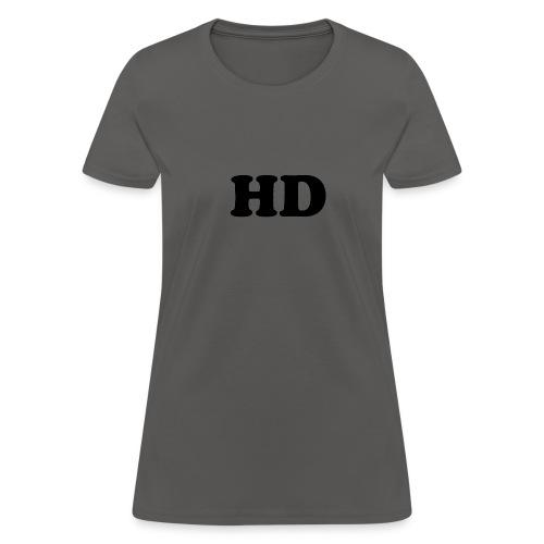 Offical hd logo merch - Women's T-Shirt