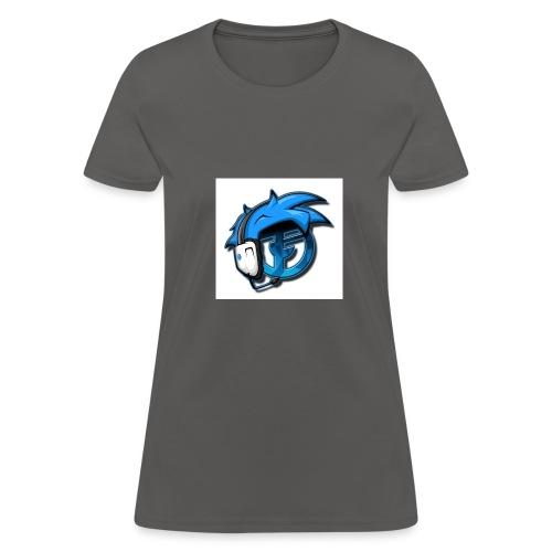 true gaming by apecko dan5dhx 1 - Women's T-Shirt