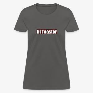 lil toaster - Women's T-Shirt