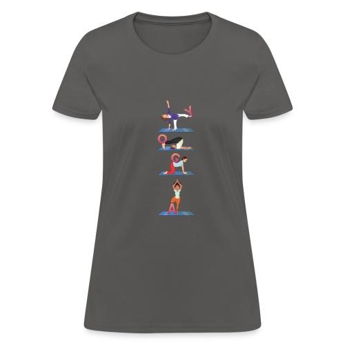 Yoga For Women - Women's T-Shirt