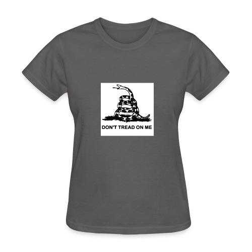 Don t Tread on Me - Women's T-Shirt