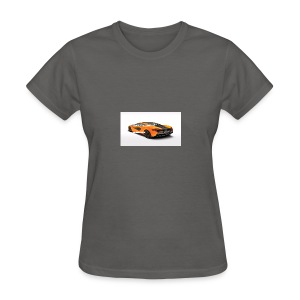 ChillBrosGaming Chill Like This Car - Women's T-Shirt