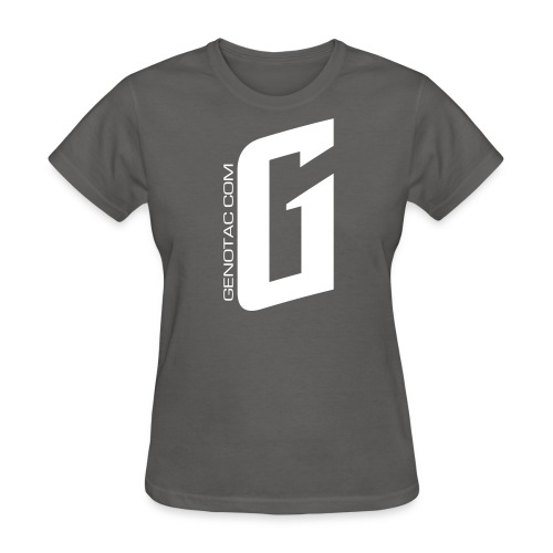 White G - Women's T-Shirt