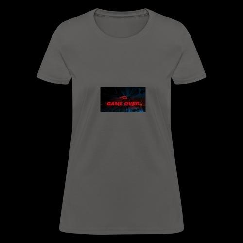 YouTube game over new murch - Women's T-Shirt