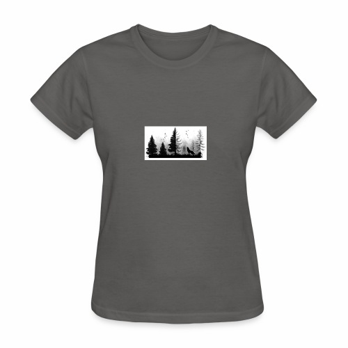 The Forest - Women's T-Shirt